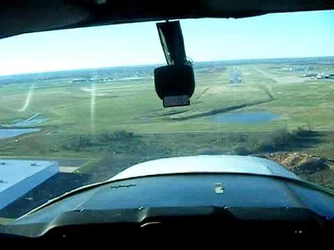 Landing in Springfield, MO