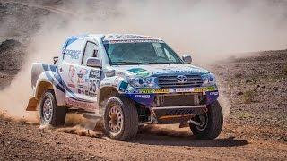Dakar 2015에서 활약을 기대합니다!