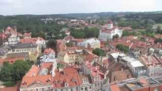 Vilnius Lithuania  city photos : Street Scenes of Vilnius, Lithuania - The Most Exotic City of the Baltic States