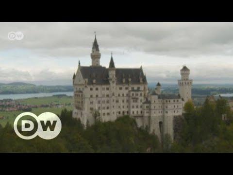 Ausstellung 'Mythos Bayern' im Kloster Ettal | DW Deutsch