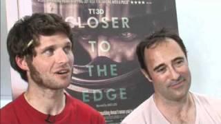 Nonton Tt3d  Closer To The Edge Interview   Empire Magazine Film Subtitle Indonesia Streaming Movie Download