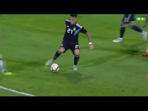 Dybala curve shot | Argentina vs Iraq 4-0   All Goals & Highlights 2018 HD