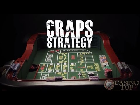 Best Craps Strategy – A CasinoTop10 Game Guide!