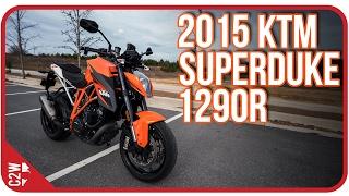 4. 2015 KTM Superduke 1290R | First Ride