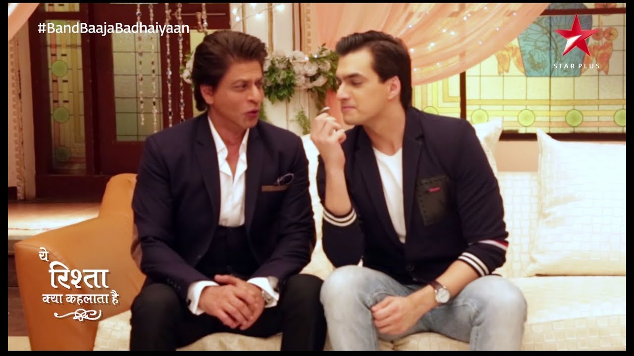 Yeh Rishta Kya Kehlata Hai | Harry and Kartik Hide The Ring