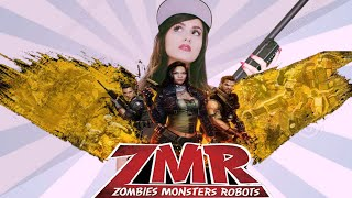 Owning Zombies, Monsters, And Robots!