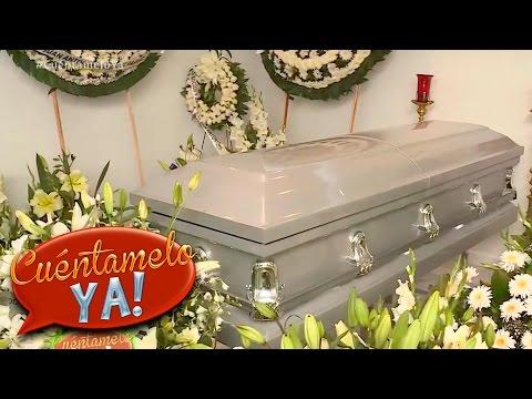Dan el último adiós a Mario Moreno Ivanova | Cuéntamelo YA!