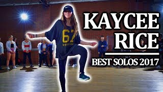 Video Kaycee Rice - Best Solo Dances 2017 MP3, 3GP, MP4, WEBM, AVI, FLV Maret 2018