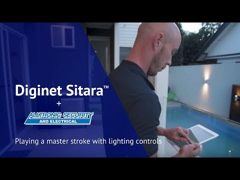 Chris Lynn and Alltronic Security & Electrical play a master stroke with Sitara lighting control