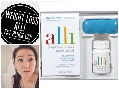 WEIGHTLOSS SERIES #3 | Alli Orlistat Fat Blocking Capsule | effortlessruth