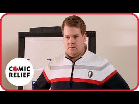 England - The team behind Gavin and Stacey's bespoke sketch for comic relief's Red Nose Day 2009. Smithy stubbles into the England Football meeting, and lets rip. Feat...