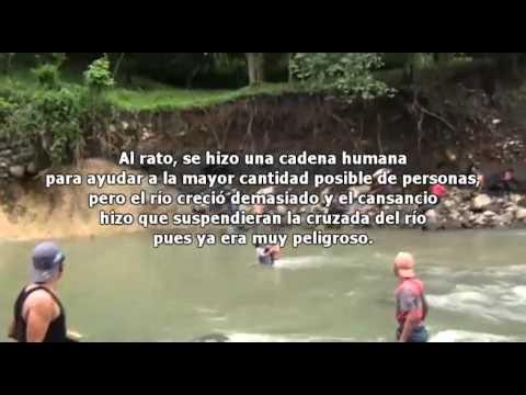 Así lucen algunas zonas de Guatemala por las fuertes lluvias