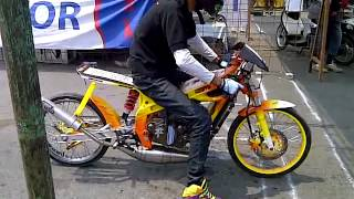 simanis ahx motor lampung. drag race 201 m 2012 wayhalim. Video