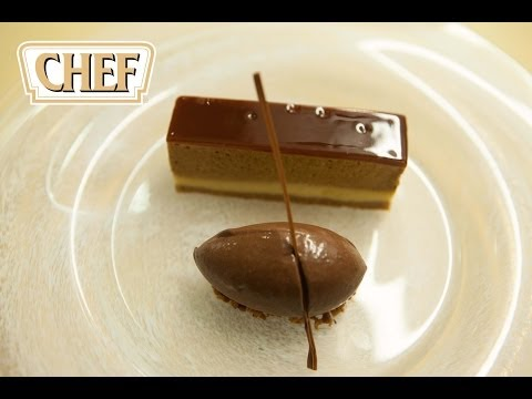 2 Michelin star chef David Everitt-Matthias creates lamb and chocolate recipes
