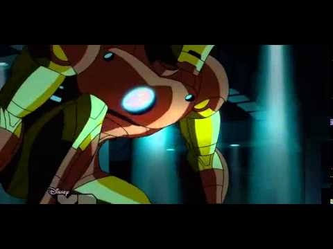 The Avengers: Earth's Mightiest Heroes Season 1 Episode 17 : The Man Who Stole Tomorrow [Full Episod