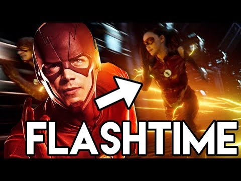 The Flash Season 4 Episode 15 - Flashtime EXPLAINED