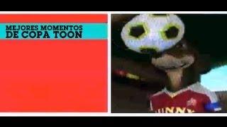 Cartoon Network Cumpleaños CN Los Mejores Momentos De Copa Toon ID.