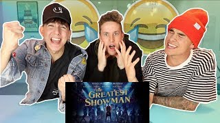 Video Try Not To Sing Greatest Showman Challenge W/ Kian Lawley & Bobby Mares MP3, 3GP, MP4, WEBM, AVI, FLV Juli 2018