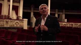 Presentación del Festival de la Canción Italiana La Plata - Argentina