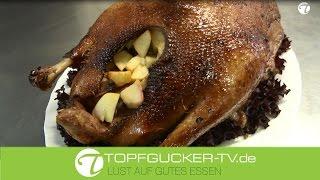 Gänsebraten | Weihnachtsrezepte | Festtagsgerichte | Pfefferkuchen