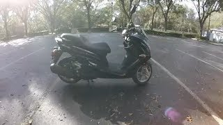 1. Yamaha SMAX Review and Highway Test