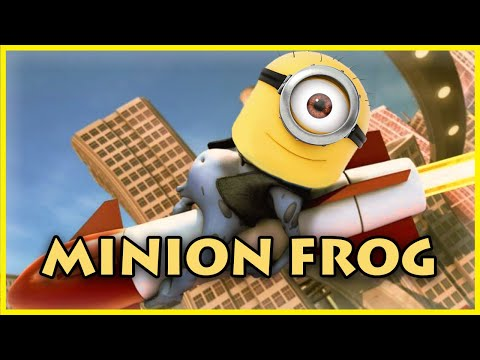 Crazy Frog - Axel F (Minions Cover)