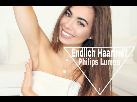 Endlich Haarfrei? Review Philips Lumea
