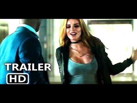 RIDE Official Trailer 2018 Bella Thorne, Jessie T  Usher, Thriller Movie