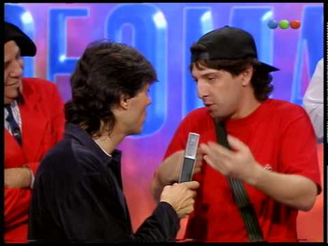 Show del chiste: Sergio Gonal, los tartamudos - Videomatch 98