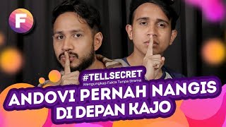 Video Rahasia Andovi Cemburu sama Ka Jo #TellSecret MP3, 3GP, MP4, WEBM, AVI, FLV Oktober 2018