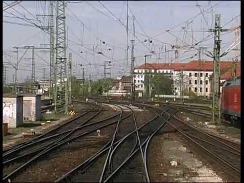 Nürnberg - Stuttgart im IC 2164 Teil 1