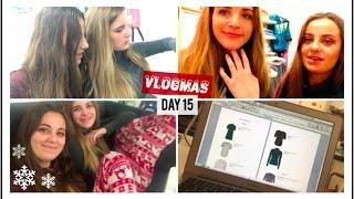 Vlogmas Day 15 | Christmas Shopping, Christmas Wishlist & Matching Pyjamas | Alarah