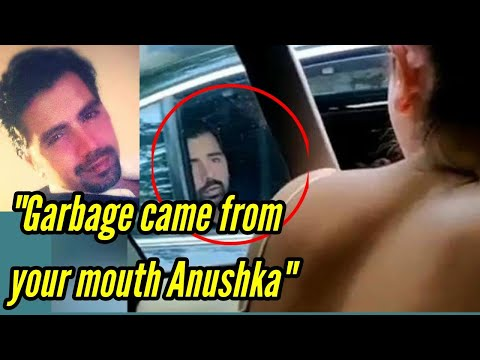 Anushka Sharma ABUSED By Garbage Thrower