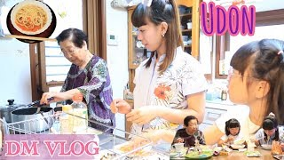 Download Video VLOG#197|RESEP UDON DARI MERTUA JEPANG|UDON SIMPLE MP3 3GP MP4