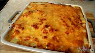 Macaroni & Cheese With Bacon Back To School Recipe   Recipes By Chef Ricardo