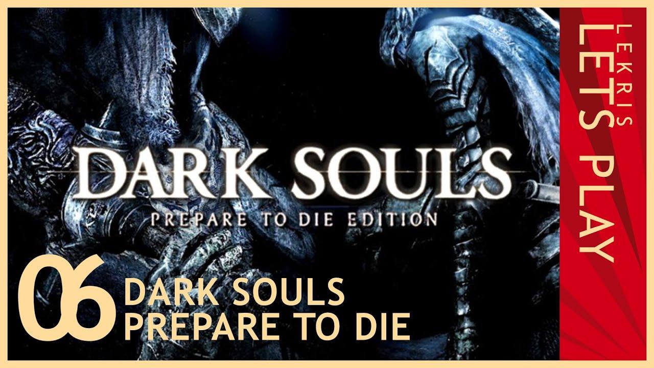 Let's Die - Dark Souls #06 - Shopping-Tour und Rauchbomben