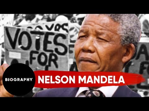RIP Nelson Mandela - Mini Biography