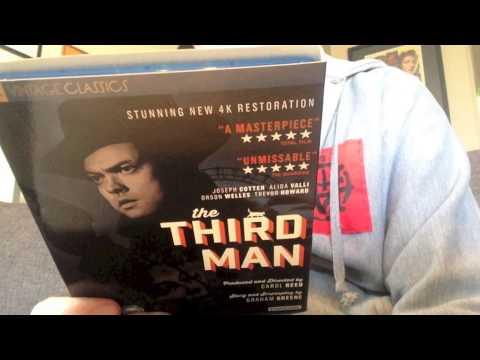 The Third Man - 4K Restoration - Blu-ray Review