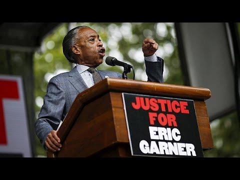 ΗΠΑ: Διαδήλωση στη μνήμη του Έρικ Γκάρνερ