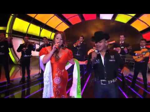 Jenny Rivera   Espinoza Paz   No Llega El Olvido   Juntos en vivo 360p