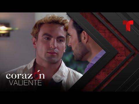 Coraz—n Valiente   Cap'tulo 117   Telemundo Novelas