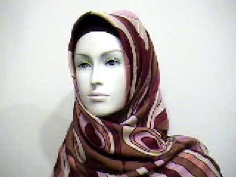 Comment mettre le foulard Turque