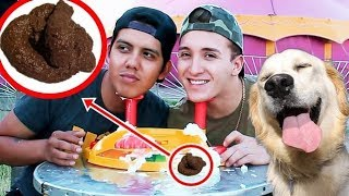 Video PASTELAZOS CON POPO DE PERRO | Franccesco ft. Kike Marin MP3, 3GP, MP4, WEBM, AVI, FLV Agustus 2019