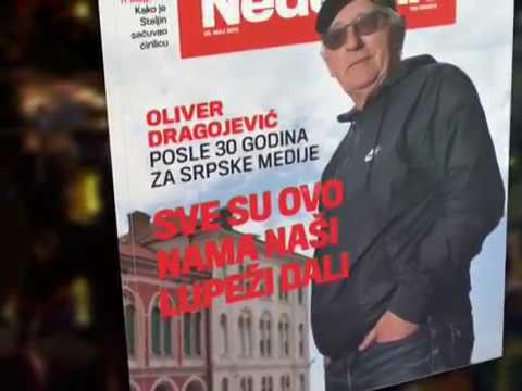 (VIDEO) Novi Nedeljnik u prodaji: Prva velika ispovest Olivera Dragojevića za srpske medije od rata data-original=