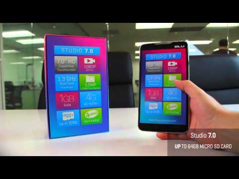BLU Studio 7.0 Unlocked 4G phone Review
