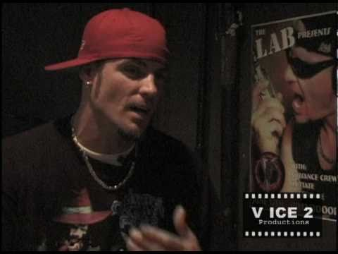 Vanilla Ice talks about Eminem