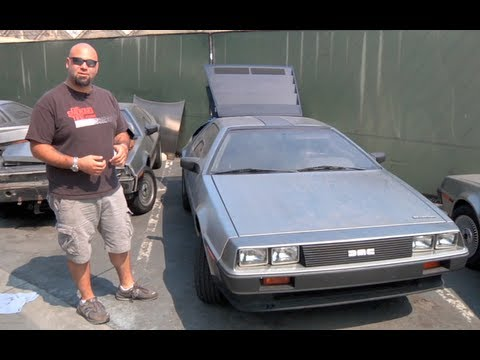 find - After 25 years of unhealthy obsession and six months of searching (with the help of DMC CEO Stephen Wynne), Matt finally finds the perfect Delorean to take h...