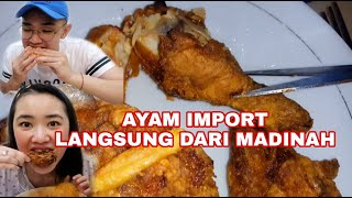 Video DM LIFE ke MADINAH Demi MAKAN AYAM GORENG AL-Baik ! #MUKBANG MP3, 3GP, MP4, WEBM, AVI, FLV Maret 2019