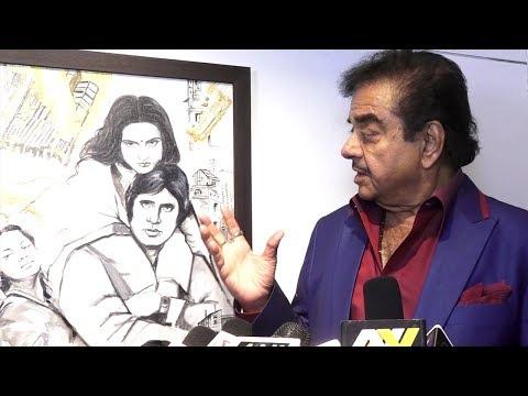 Shatrughan Sinha Praises Amitabh Bachchan Rekha's