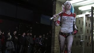 Creating HARLEY QUINN «Suicide Squad» Behind The Scenes
